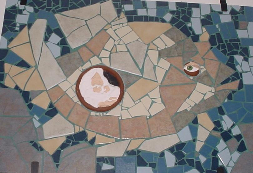 jonah mosaic