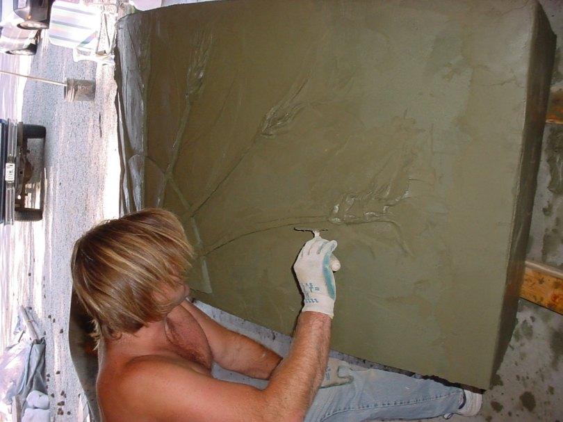 relief stucco