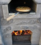 Primitive Craft wood fired oven