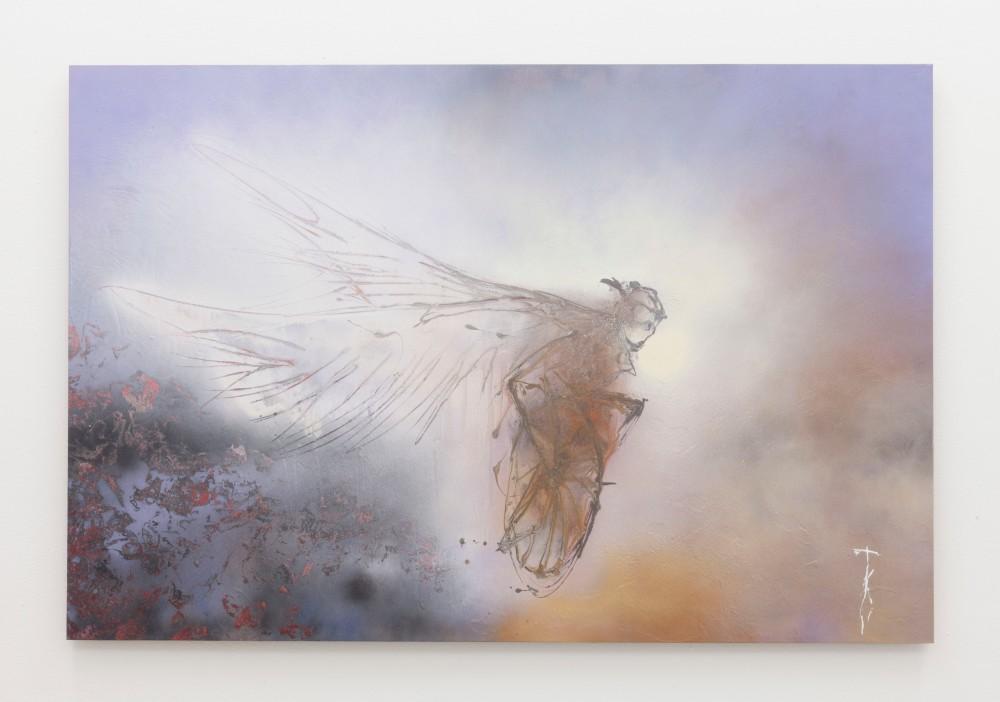 Icarus II 2015 60W x 40H
